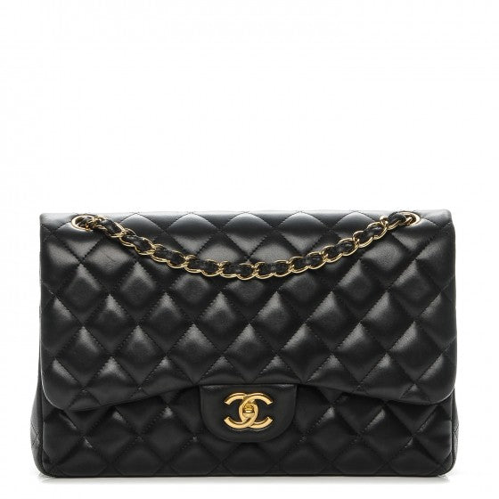 Chanel Jumbo Flap Bag - Iconics Preloved Luxury