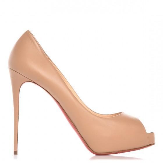Christian Louboutin New Very Prive 39,5 - Iconics Preloved Luxury
