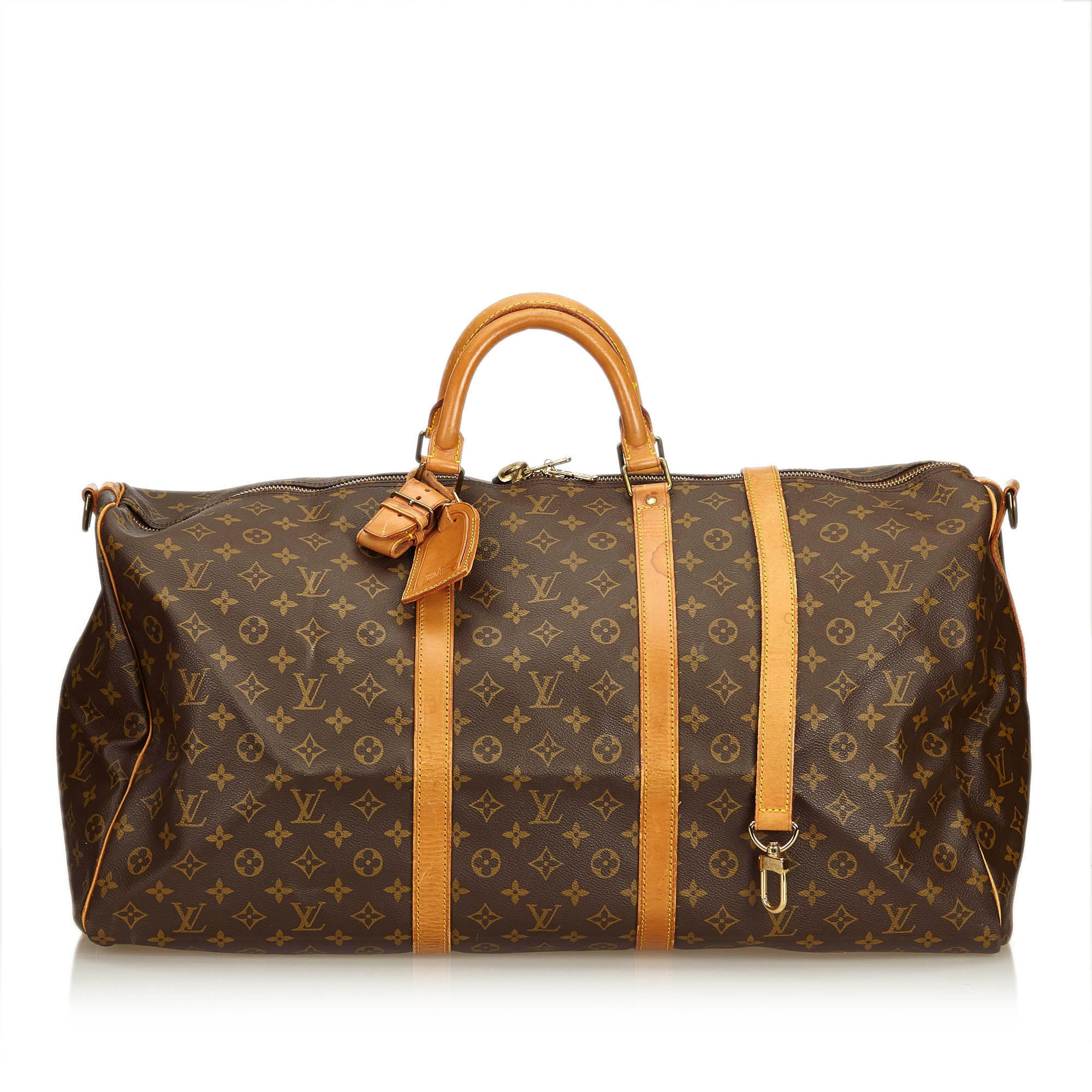Louis Vuitton Keepall 60 - Iconics Preloved Luxury