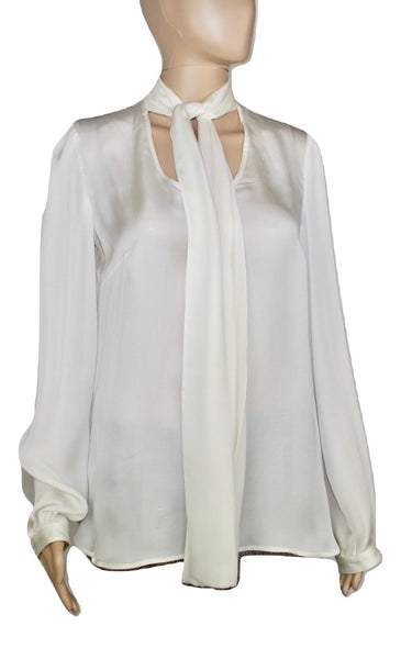 Dolce and Gabanna Silk blouse,42