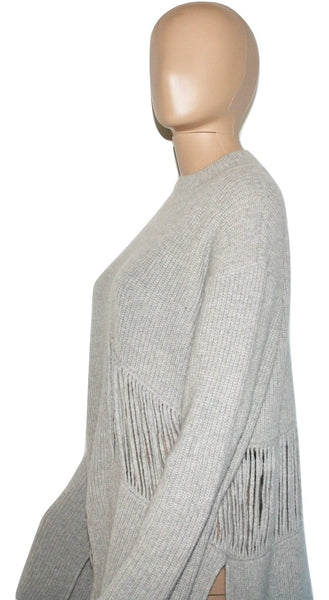 Stella McCartney grey pull over, 42