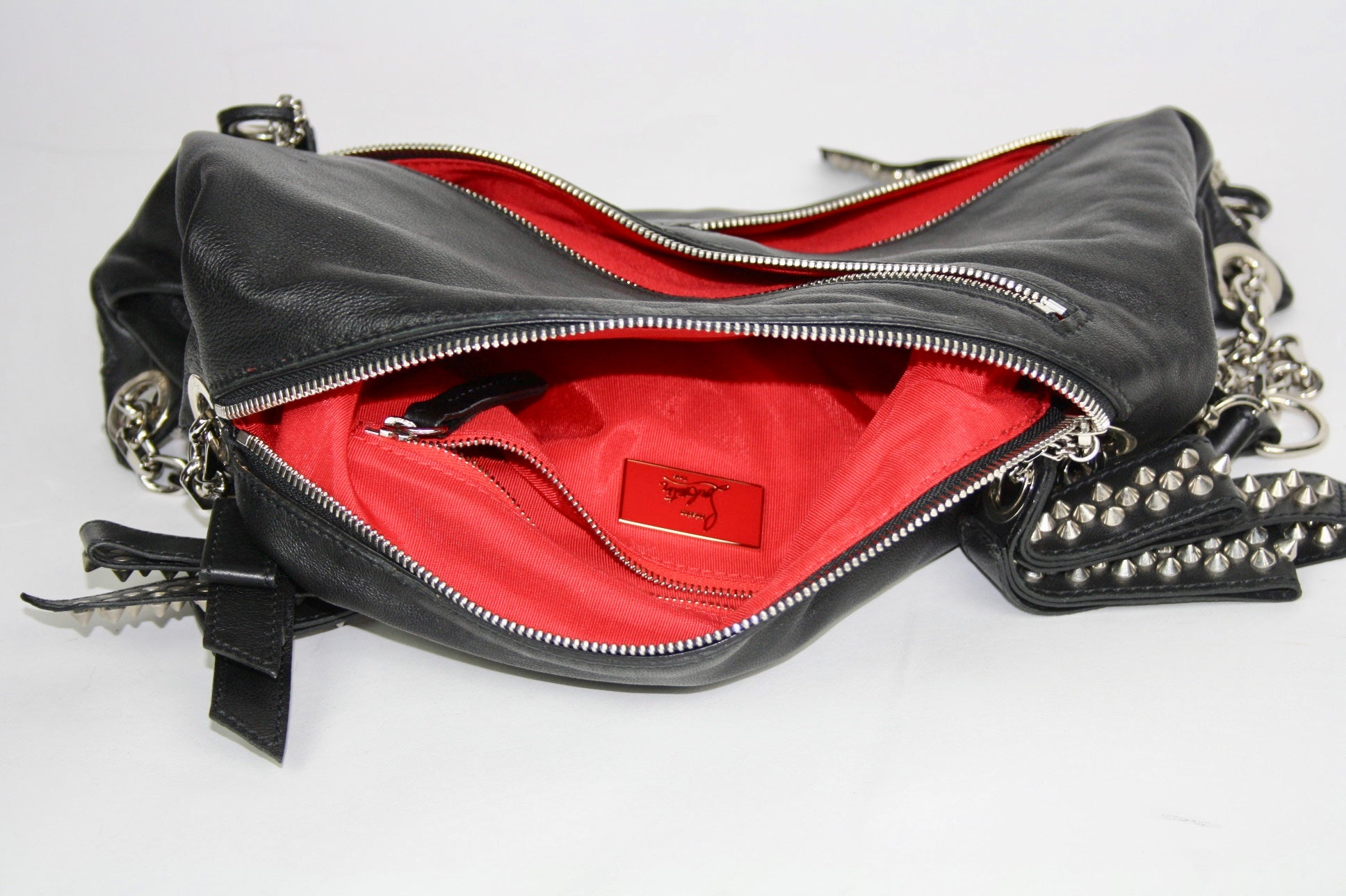 Christian Louboutin Trophe bag - Iconics Preloved Luxury