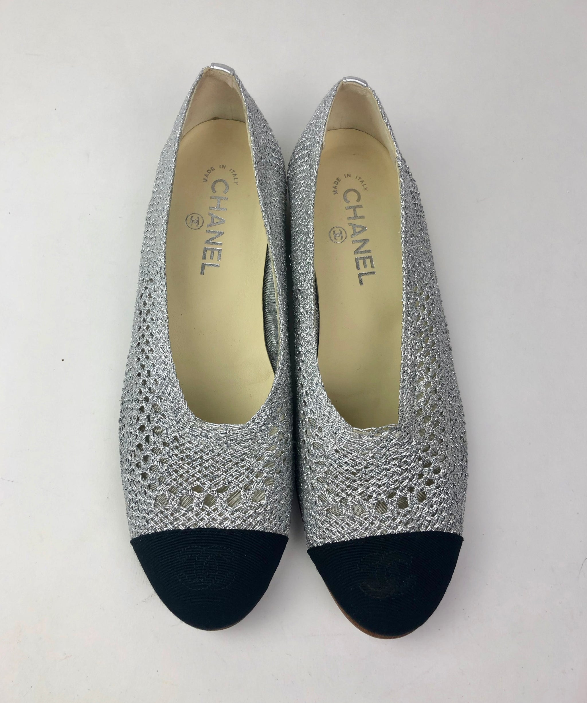 Chanel Ballet Flats 40 - Iconics Preloved Luxury