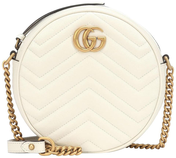 Gucci Marmont mini round - Iconics Preloved Luxury
