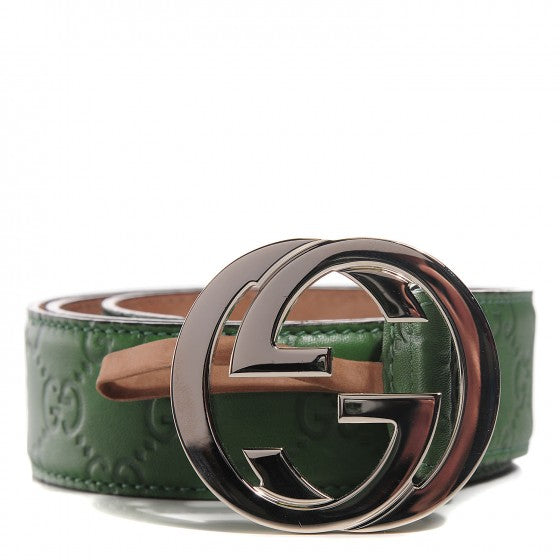 Gucci Interlocking belt