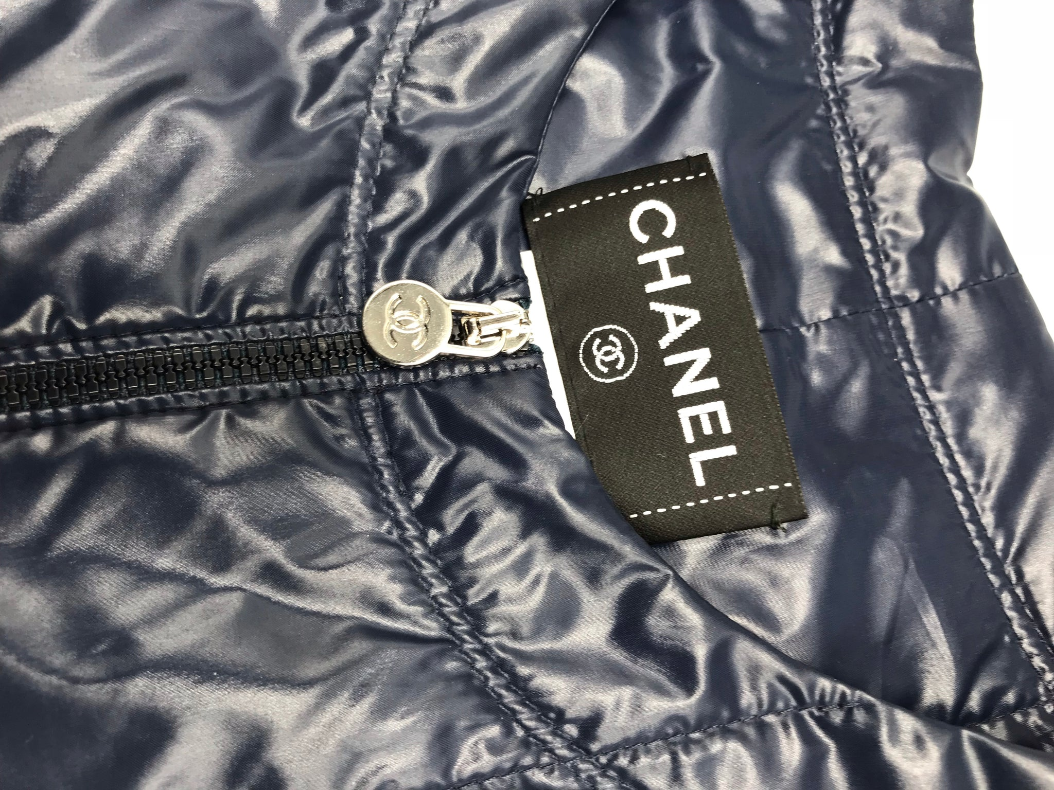 Chanel Quilted Jacket - Iconics Preloved Luxury