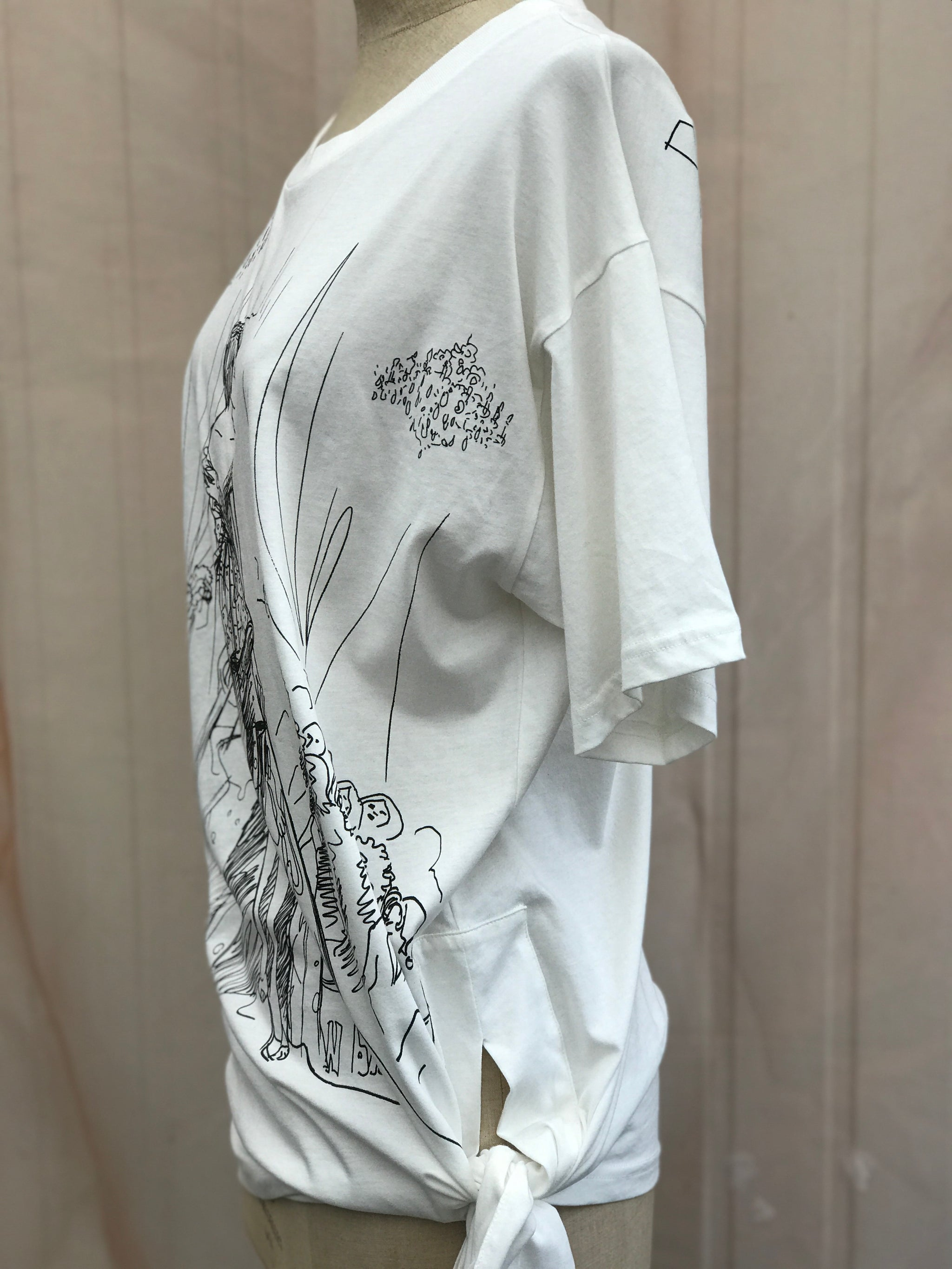 Moschino Couture T-shirt S - Iconics Preloved Luxury