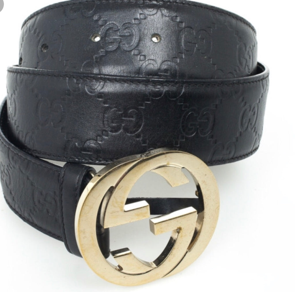 Gucci Belt M - Iconics Preloved Luxury