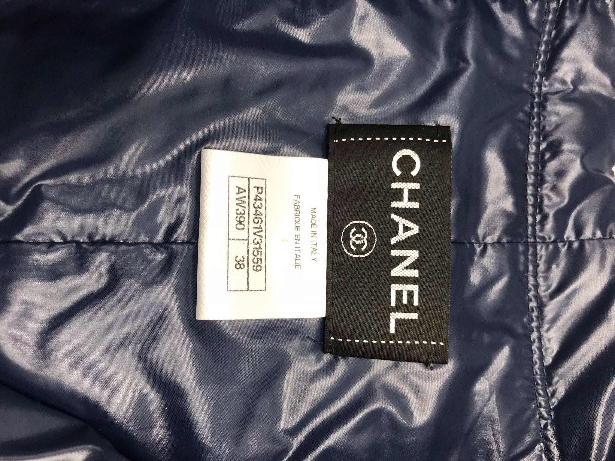 Chanel Quilted Jacket
