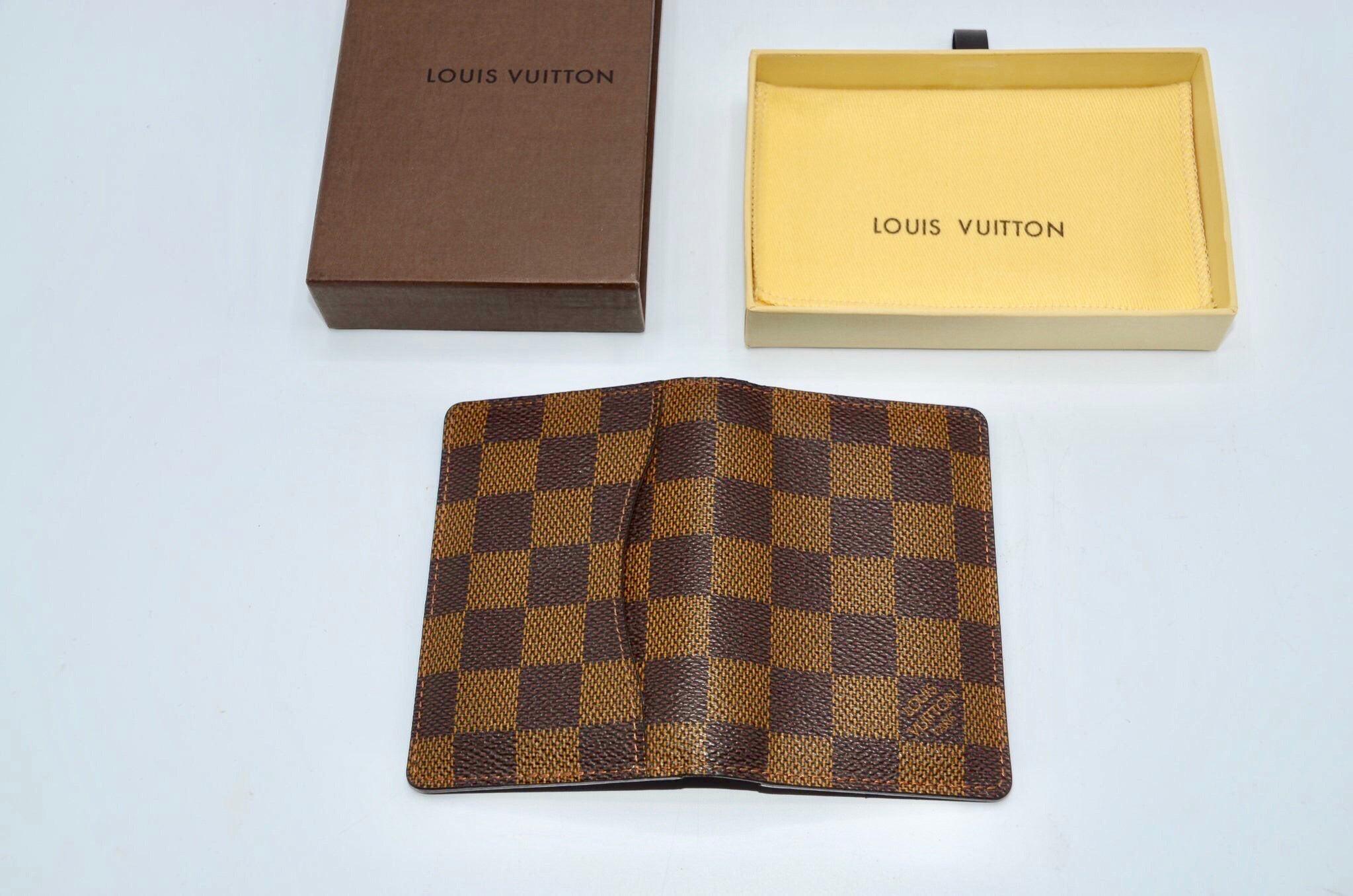 Louis vuitton Business Card holder - Iconics Preloved Luxury