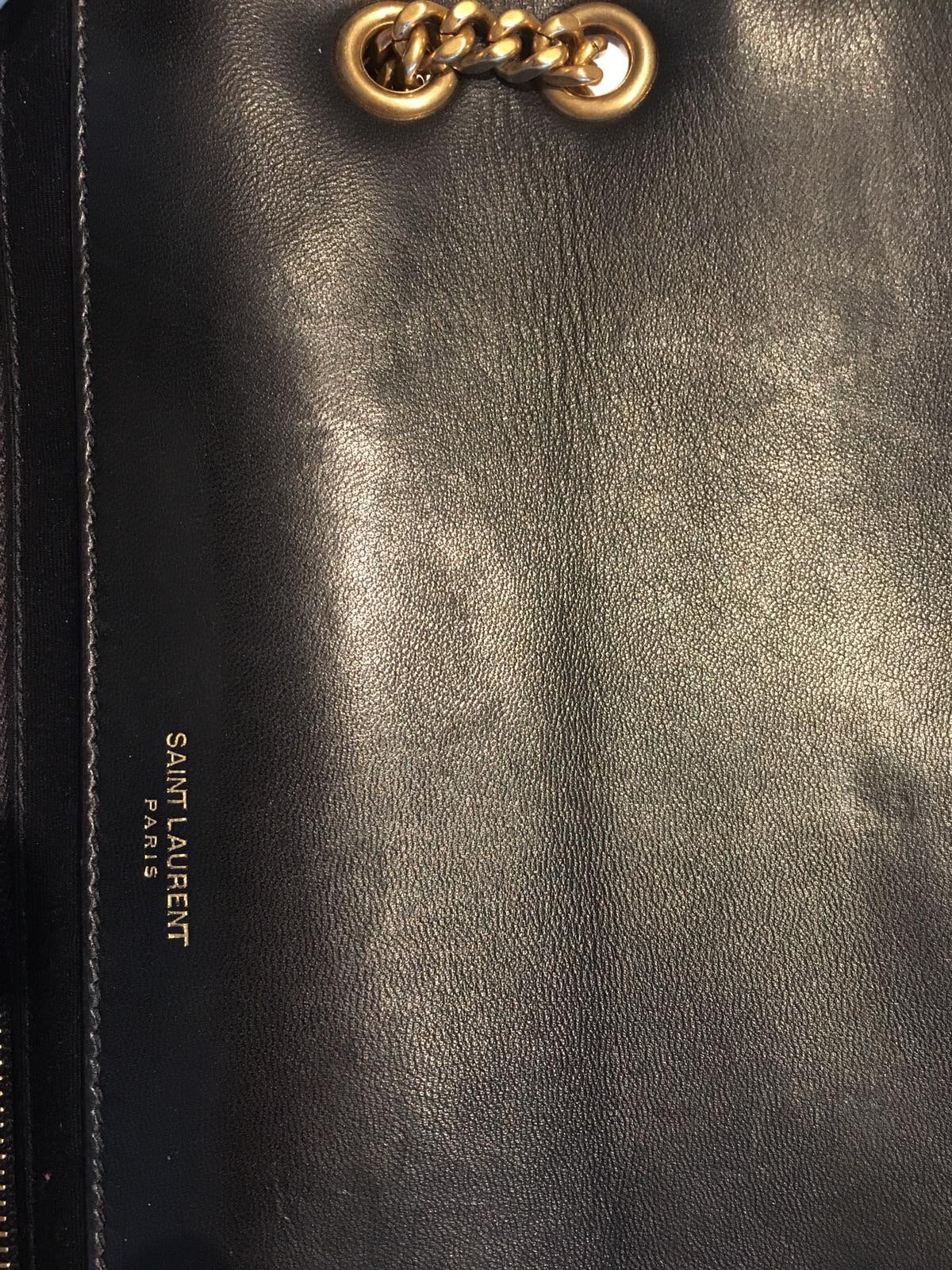 Saint Laurent Jamie Chain Wallet - Iconics Preloved Luxury
