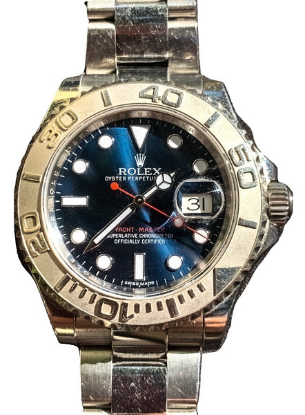 Rolex Yacht-Master 40 mm Blue dial