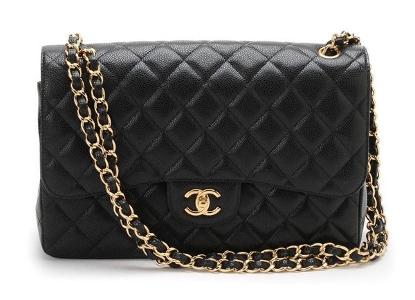 Chanel Large Classic bag - Iconics Preloved Luxury