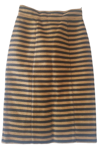 Burberry pencil skirt Sz 40 - Iconics Preloved Luxury