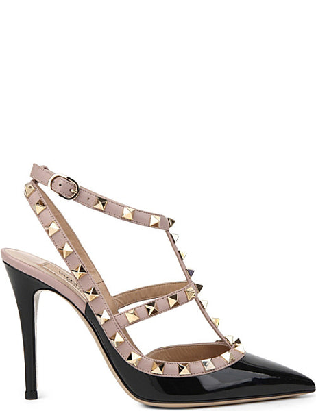 valentino Rockstuds heels 40 luxury secondhand