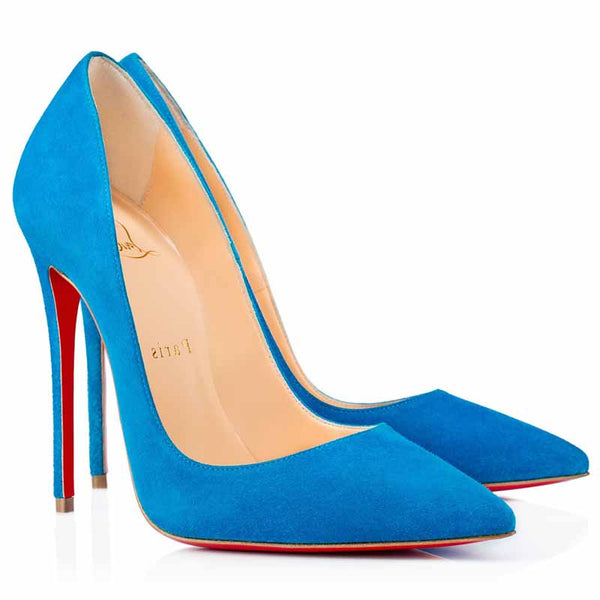 Christian Louboutin So Kate Suede 40,5