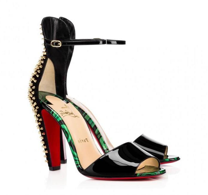 Christian Louboutin Tropanita 39,5 - Iconics Preloved Luxury