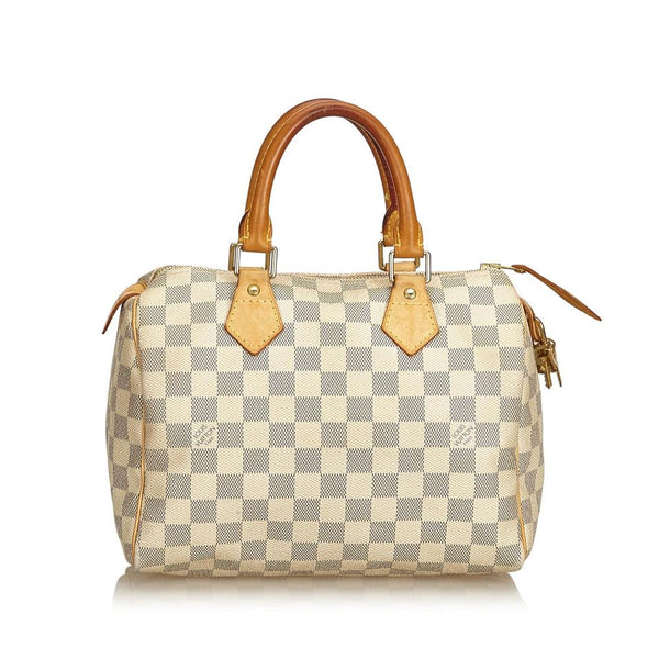 Louis Vuitton Speedy Azur 25