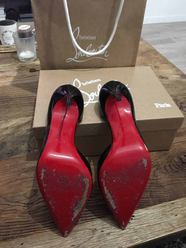 Christian Louboutin Iriza 38 - Iconics Preloved Luxury