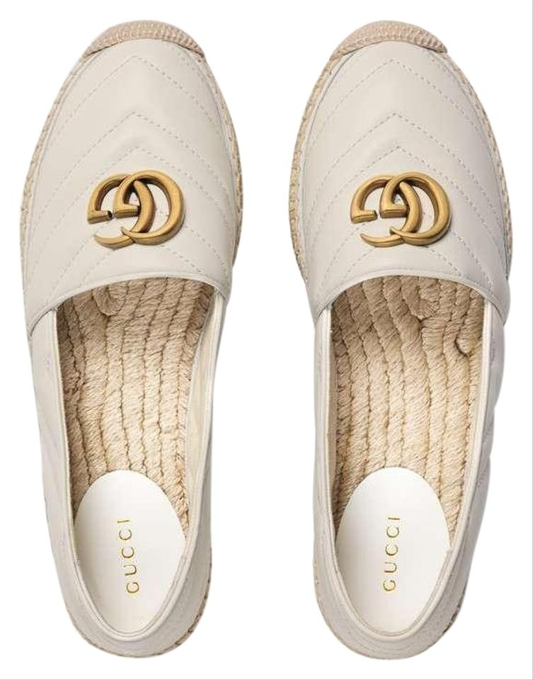 Gucci Leather espadrille 39 - Iconics Preloved Luxury