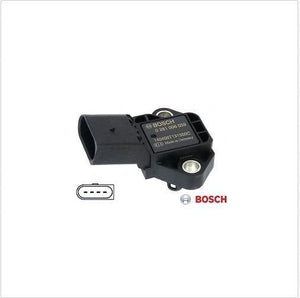 4bar Bosch Map Sensor (std vag plug connection)