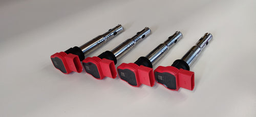 Audi R8 Genuine Red Top Coilpacks