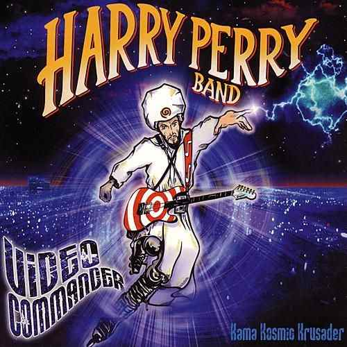 Video Commander CD - Harry Perry Band