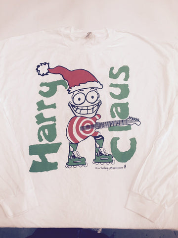 Harry Perry Band Christmas Long-Sleeve Men's Shirt