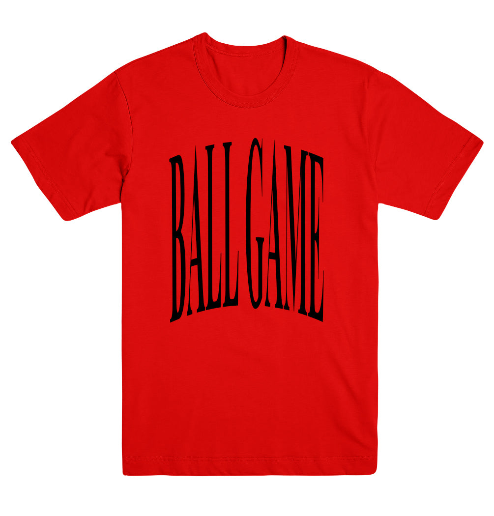 Ball Game Original Tee Red/Black