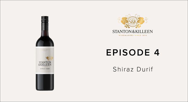 Episode 4 - Shiraz Durif