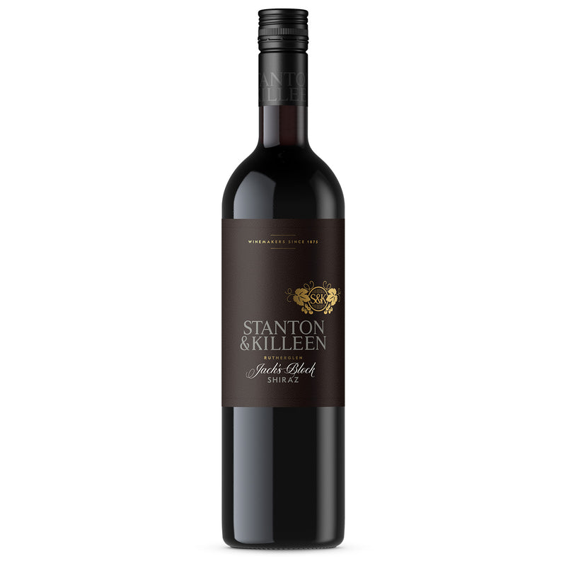 2018 Jack's Block Shiraz