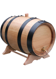 15 Litre Barrel Liquid Luxury Package