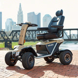 Wrangler Scooter by Pride Mobility