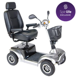 Prowler 4-Wheel Scooter by ActiveCare Medical