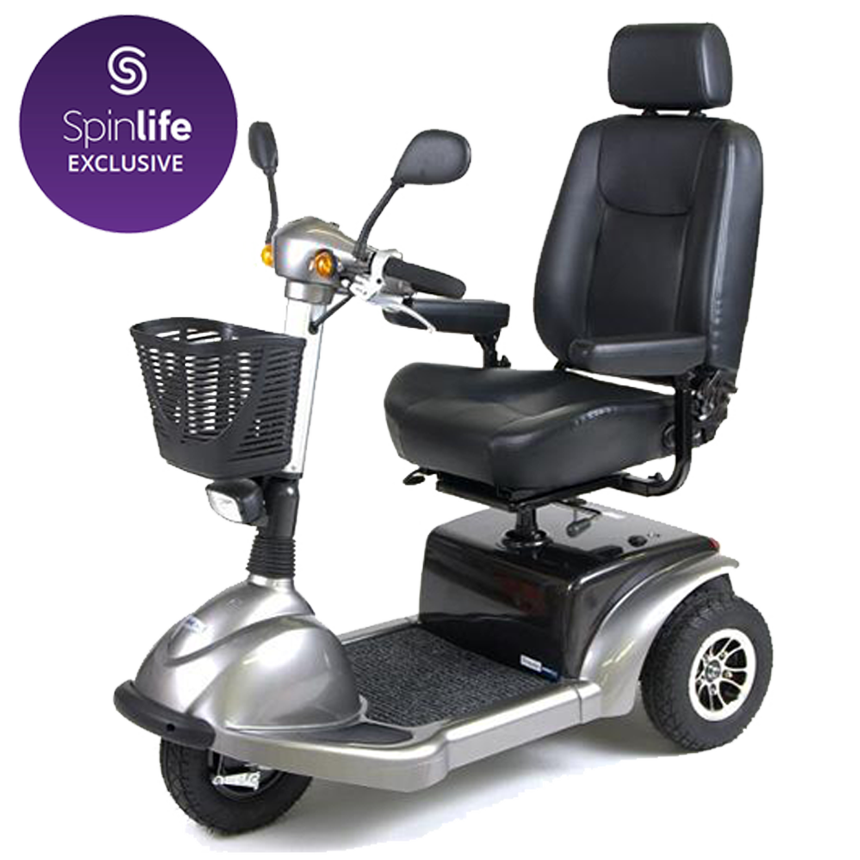 Prowler 3-Wheel Scooter by ActiveCare Medical
