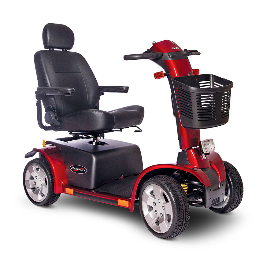 Pursuit PMV Scooter by Pride Mobility