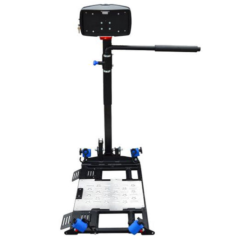 AL580-HDX High Capacity Lift for Large Mid-Wheel Power Chairs