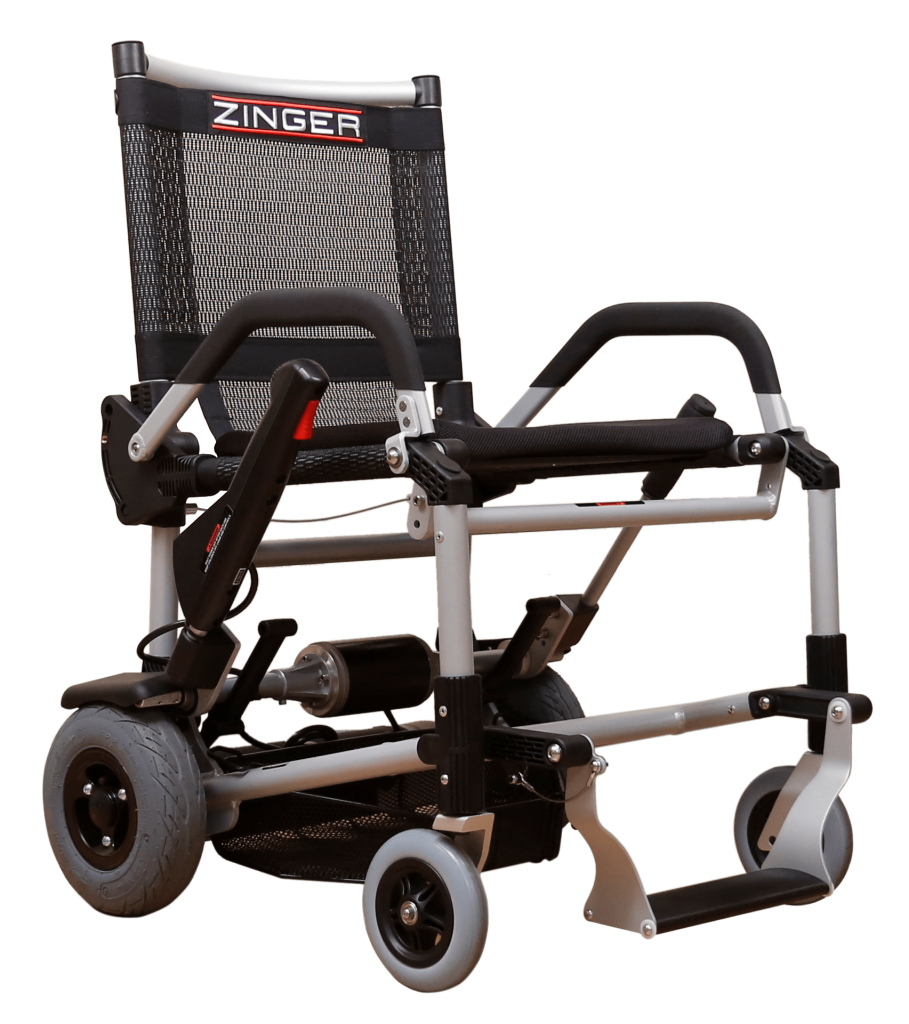 Zinger Chair with Lever Controls