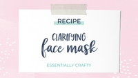 RECIPE: Clarifying Face Mask
