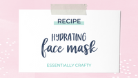 RECIPE: Hydrating Face Mask