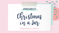 DIY PROJECT: Christmas in a Jar