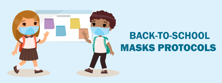 Back to School Essentials | Mask Protocols per State and Province