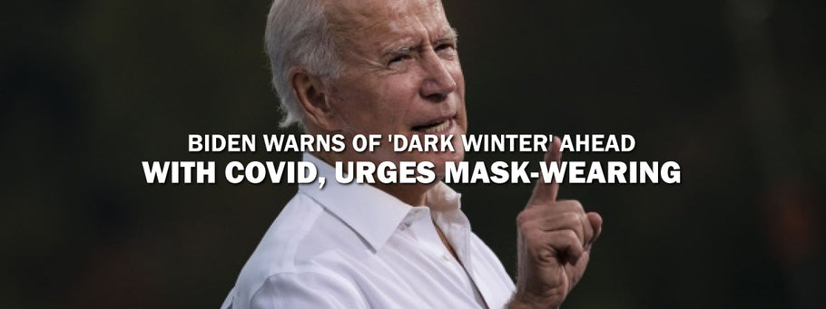 Biden warns of 'dark winter' ahead with COVID, urges mask-wearing