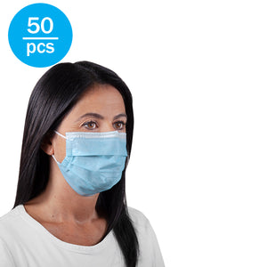 Medical Grade Type IIR EN 14683 3-Ply Face Masks (CB)