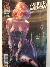 Load image into Gallery viewer, WW02C - White Widow #2 Comic Book - Retail Lenticular Edition