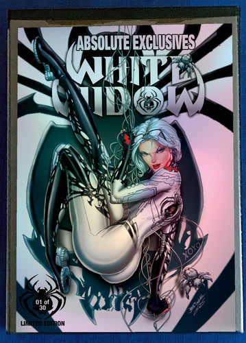 White Widow EXCLUSIVES Folio Bundle - Limited Edition 30