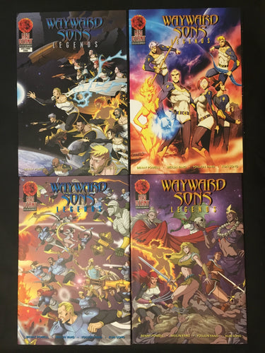 Wayward Sons: Legends - Hardcover Bundle