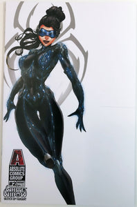 WW02P - White Widow #2 Comic Book - Sketchup Pulse