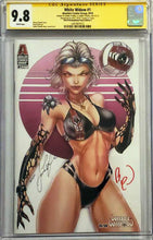 Load image into Gallery viewer, White Widow #1 9.8 CGC Signed - SuperCon Cover C Exclusive LE 50