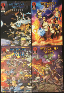 Wayward Sons: Legends - Softcover Bundle